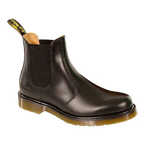 Dr 2976 Boots Black Martens Chelsea Smooth rB5wr6