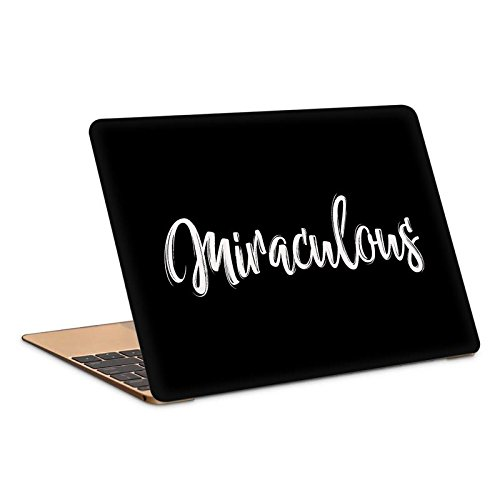 Postergully 15.6  Laptop Skin   Miraculous