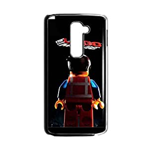 Generic Silicone Plastic Phone Case With The Lego Movie For Lg G2 Choose Design 3