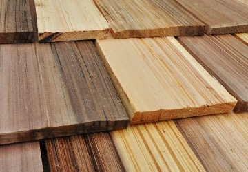 Wood Shakes