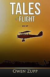 'Tales of Flight' Box Set: One Pilot's Lifetime of Flight in 3 Books. Solo Flight - 50 Tales of Flight - 50 More Tales of Flight.
