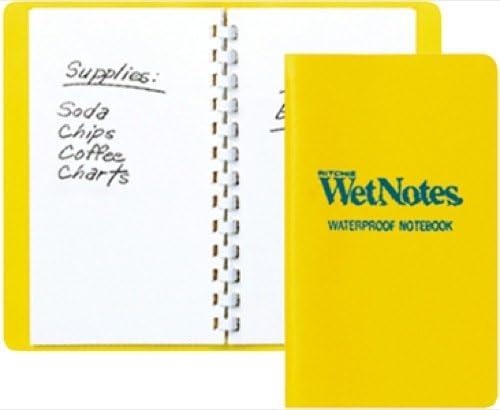 W-50 Esri Wet Notes