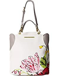 Womens Tote w/Heart Gussets