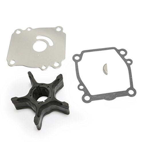 (Full Power Plus Suzuki Outboard Impeller Kit 90HP 115HP 140HP Outboard Motor Impeller Replacements 17400-90J20 Water Pump Parts 18-3258)