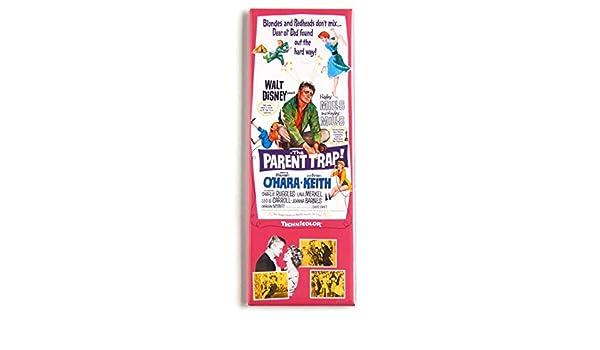 "1961 FRIDGE MAGNET movie poster /""style B/"" The Parent Trap"