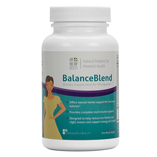Balance Blend for Menopause Relief & Support
