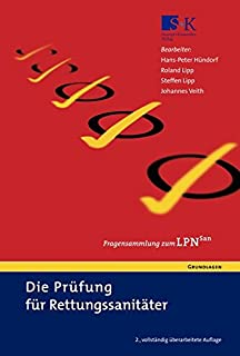 Betriebssanitäter logo  LPN-San: Lehrbuch für Rettungssanitäter, Betriebssanitäter und ...