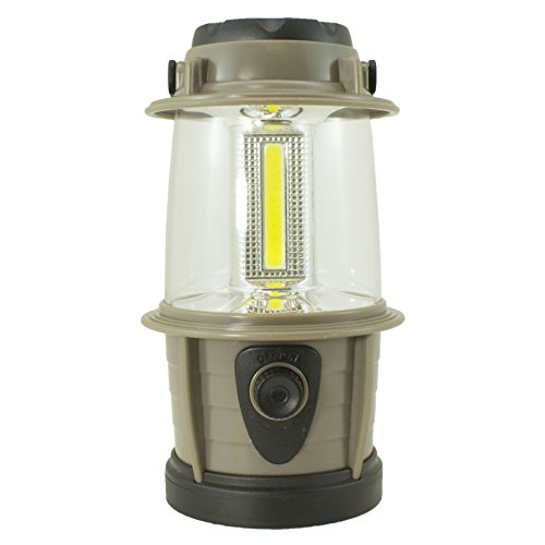 225 Lumens Led - 225 Lumens Lantern 3 Panel COB Adjustable/Dimable LED FOR Camping, Workshops, Home, Cabin, or Outbuildings (100% Manufacture Replacement Guarantee) (Gray)