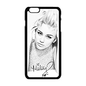 Miley cyrus will i am fashion plastic phone case for iPhone 6 plus