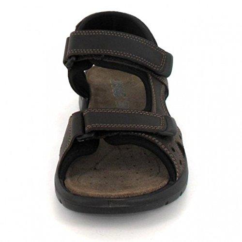 Imac Sandale, Farbe: Braun Braun