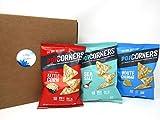 POPCORNERS 3 Pack Variety Bundle: White