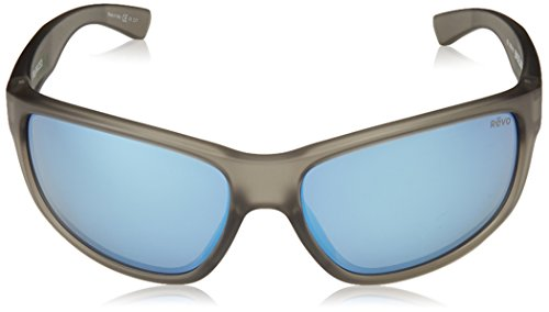 54d62ab1c3351 Revo Unisex Unisex RE 1006 Baseliner Wraparound Polarized UV Protection  Sunglasses