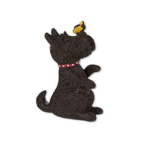 Studio M Scottie Dog for Miniature Garden, Fairy (Friend Scottie Dog)
