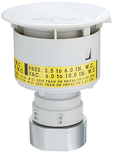 OPW 623V-2203 2NPT Pressure Vacuum Vent, 3