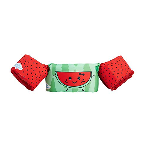 Stearns Puddle Jumper Kids Life Jacket | Life Vest for Children, Watermelon, 30-50 Pounds