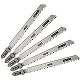 Erbauer 101B Wood Jigsaw Blades by Erbauer
