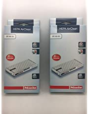 Miele SF-HA 50 Active HEPA filter 2pk for Models S4, S5, S6, & S8