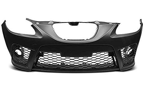 Shop Import Pare Choque Delantero Seat Leon 1P 05 – 09 Look Cupra Abs a Pintar