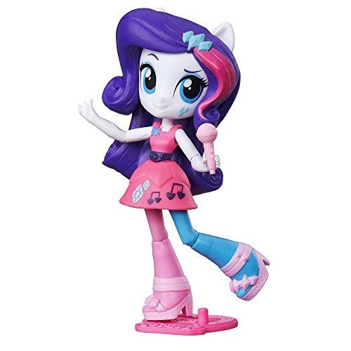 Little Pony Mini Ponies (My Little Pony Equestria Girls Minis Rockin Rarity)