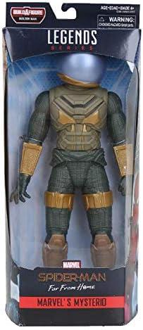 Marvel Spider-Man Far From Home Mysterio figure Spiderman Villian Avengers