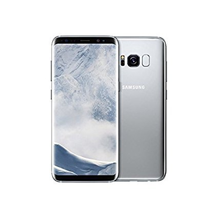 Samsung Galaxy S8 64GB G950U T-Mobile GSM Unlocked - Arctic Silver (Renewed) - http://coolthings.us