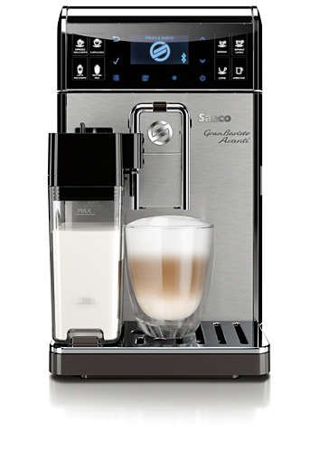 Saeco Gran Baristo Avanti HD8967/47 Espresso Machine (Renewed)
