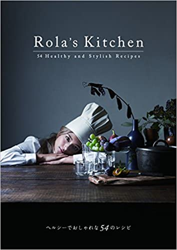 Rola's Kitchen ローラ (著)