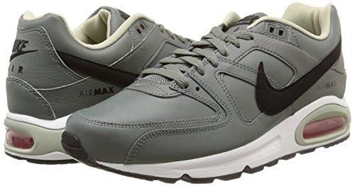 Nike air max Command leather Uomo Grigio 2015 cod:749760-002 - 44,5
