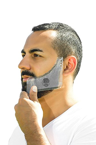 LineMeUp Shaping Transparent Grooming Template product image
