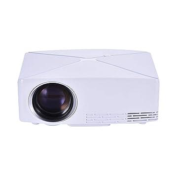 Kbsin212 portátil LED Video proyector - proyector LED Cine en casa ...
