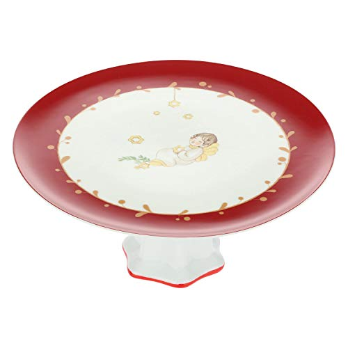 🥇 THUN ® - Alzata Grande - Linea Dolce Natale - Porcellana ...
