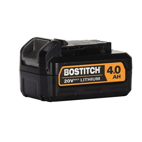 BOSTITCH BCB204 20V MAX 4.0Ah Lithium Ion Battery