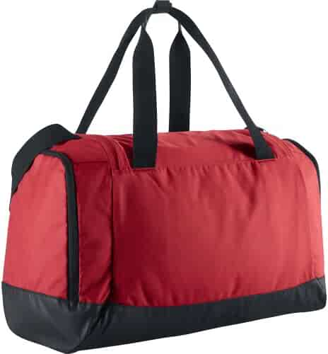 Nike Unisex Club Team Gym Medium Duffle Bag M 52Liters 23x40x27 cm Red 30b0245451f5b