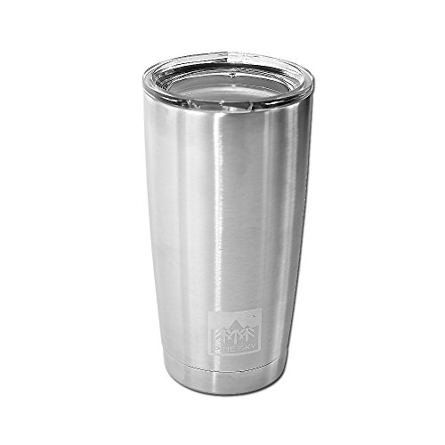 Tumbler Pine Sky Insulated Stainless