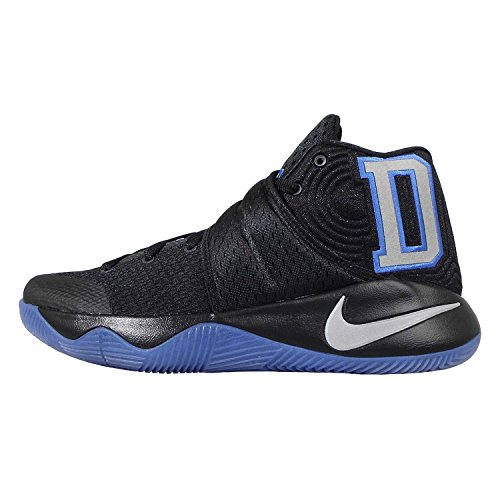 ... basketball sneakers grey black f4407 e96db  denmark nike kyrie 2 lmtd  duke pe black blue 838639 001 mens size 7.5 buy online 2a4d5776b
