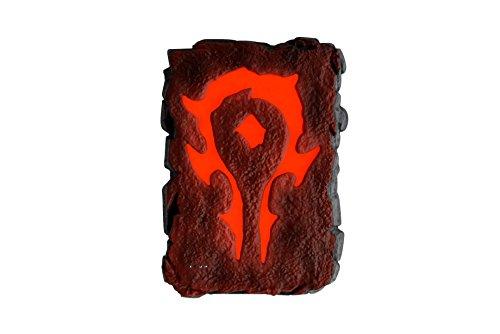 Swordfish Tech Warcraft, Horde Symbol 6,720mAh External Power Bank - Warcraft Movie Official (Movies That Begin With B)