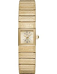 Diesel Womens DZ5485 Ruki Analog Display Analog Quartz Gold Watch
