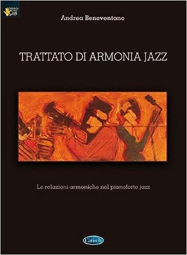 Trattato Di Armonia Jazz Livre Sur La Musique 9788850727025