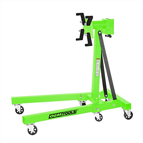 OEMTOOLS 24846 1250 lb. Rotating Engine Stand, 1 Pack