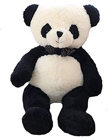 Anxiety Stuffed Animal, Buy Avs Soft Toy Stuff Cute Panda Teddy Bear Size 4 Feet Color White And Black Online At Low Prices In India Amazon In