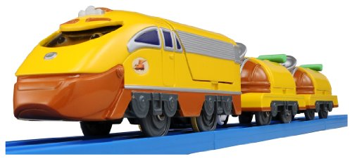Plarail CHUGGINGTON - CS-10 Plarail Action Chugger (Model Train)