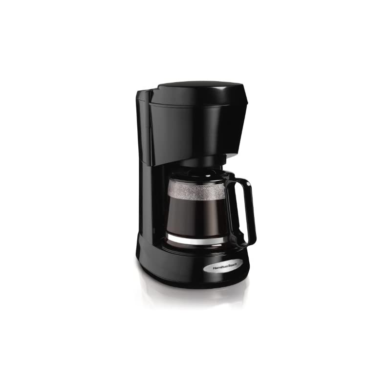 Hamilton Beach Coffee Maker with Glass C