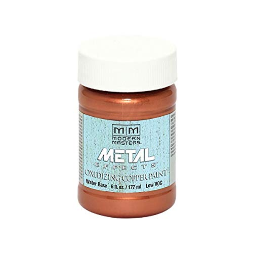 (Modern Masters ME149-06 Reactive Metallic Copper, 6-Ounce)