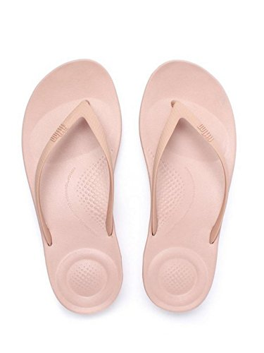 FitFlop IQUSHION ERGONOMIC - Chancla de mujer Nude