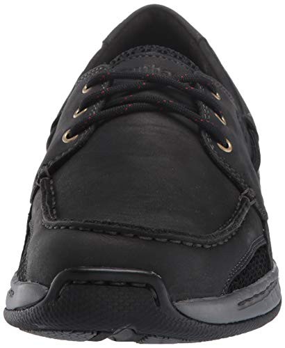 thumbnail 19 - Dunham Men's Captain Boat Shoe - Choose SZ/color