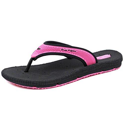 GP5842 Unisex Flip Flops: Prime-5842 Fuchsia Pink, - Havianas Pink