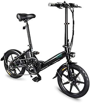 LANGSTAR Bicicleta eléctrica FIIDO D3s, Bicicleta Eléctrica ...