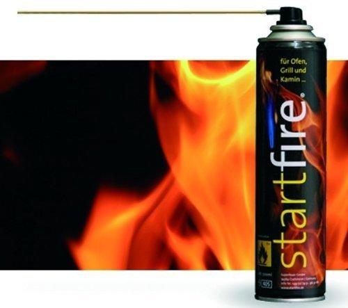 Start Fire Spray Cigarrillos para barbacoa horno Chimenea 300 ml ...