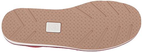 Ariat Womens Cruiser Fleece Werkschoen, Cheetah, 6.5 B Us Strawberry Suede