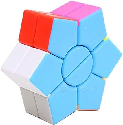 Starboy Hexagonal Flower Cube Puzzle Stickerless